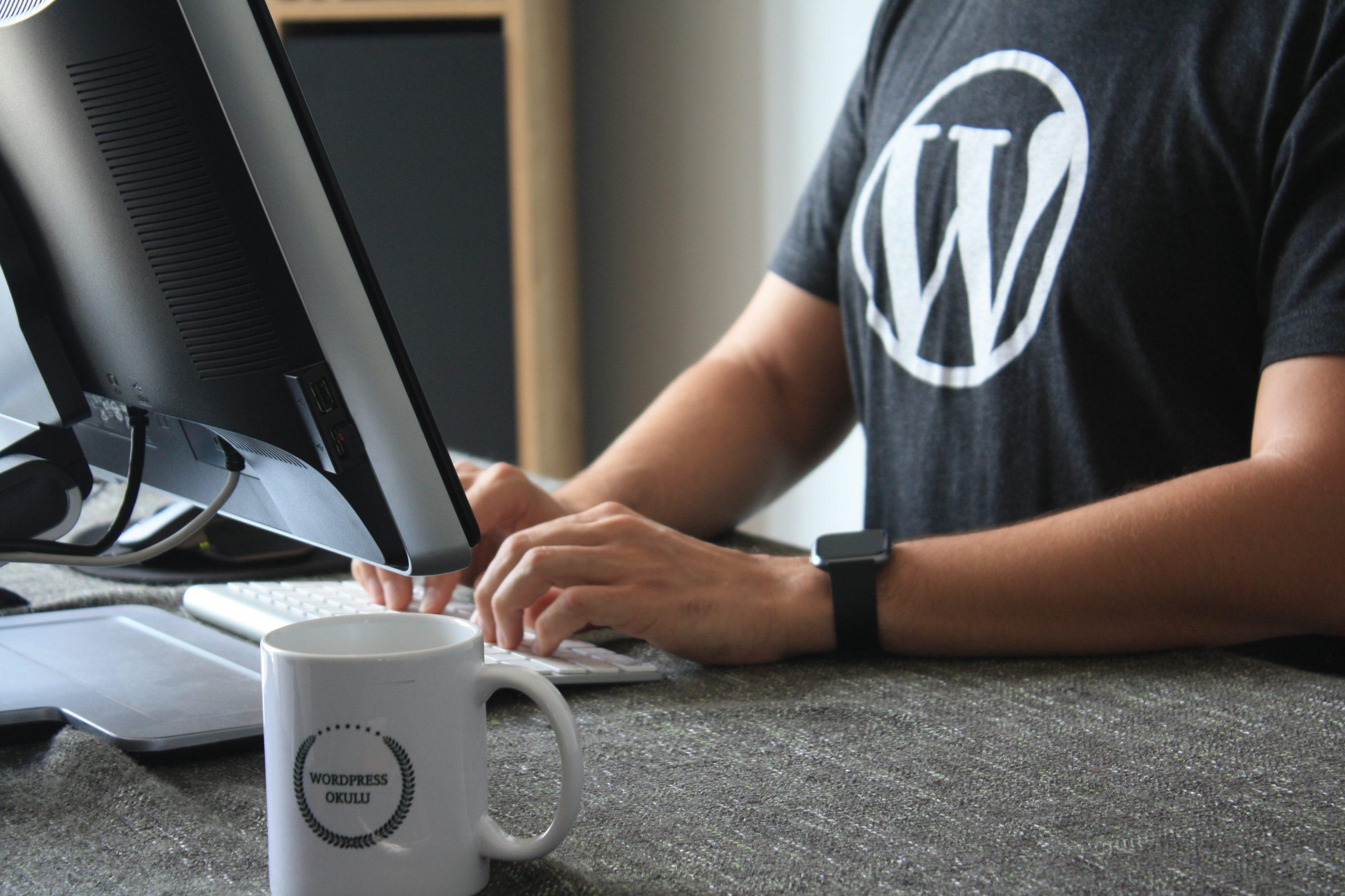 Kāpēc izvēlēties WordPress mājaslapu?